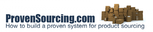 proven sourcing logo