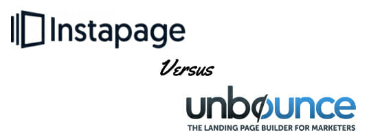 instapage vs unbounce