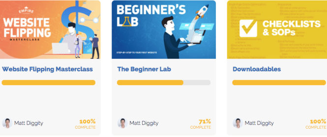 affiliate lab course bonuses part 1