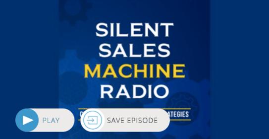 silent sales machine podcast