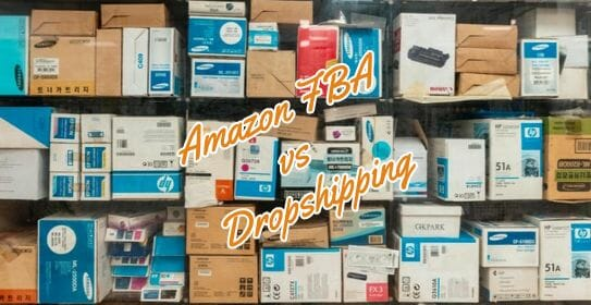 Amazon FBA vs Dropshipping (Which is Best in 2021)