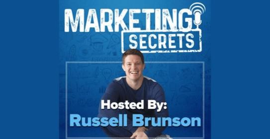russell brunson's marketing secrets podcast