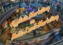 affiliate marketing vs multi level marketing