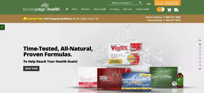 leadingedgehealth affiliate program