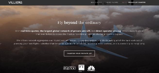 villiers jets affiliate partner program