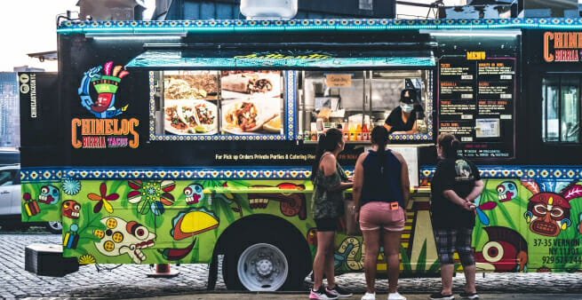 food trucking future business idea