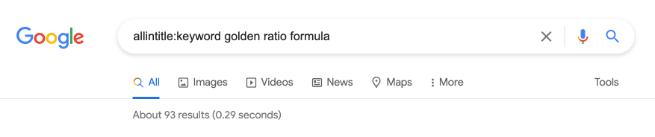 allintitle-kgr-google-search-bar